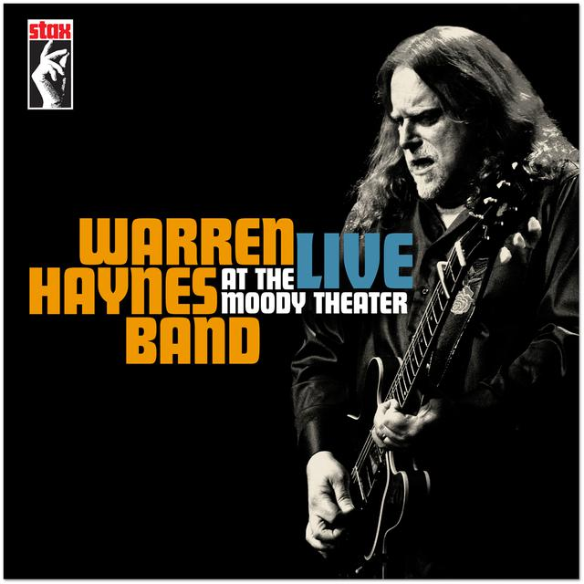 Govt Mule Warren Haynes Band - Live From the Moody Theatre DVD/CD