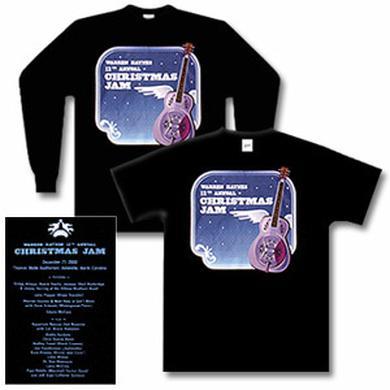 Govt Mule Warren Haynes 2000 Xmas Jam T-Shirt