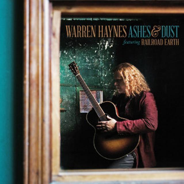 Warren Haynes Bobblehead + Signed Poster + Media Bundle