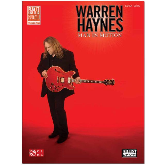 Warren Haynes – Man in Motion Songbook