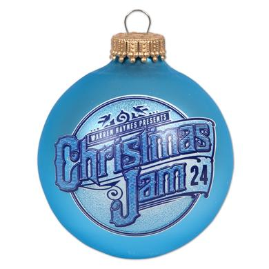 Warren Haynes 2012 Xmas Jam Ornament