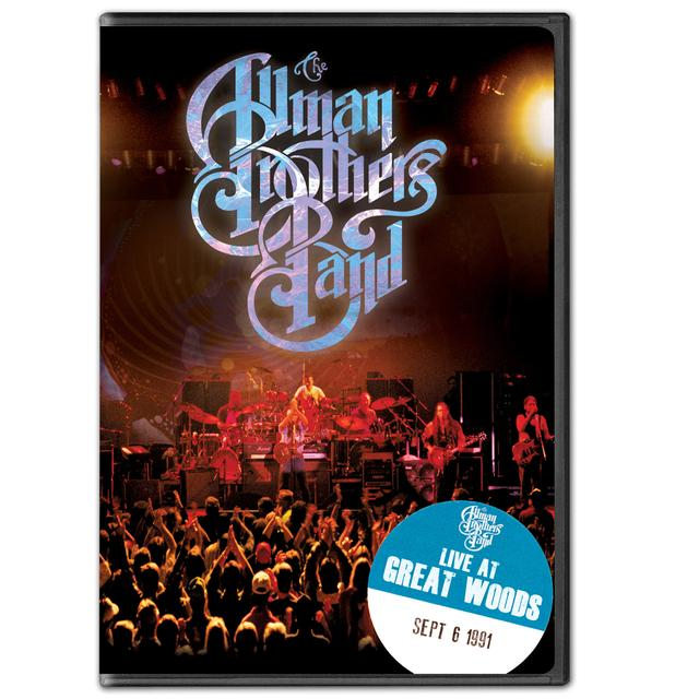 Warren Haynes The Allman Brothers Band - Live At Great Woods DVD