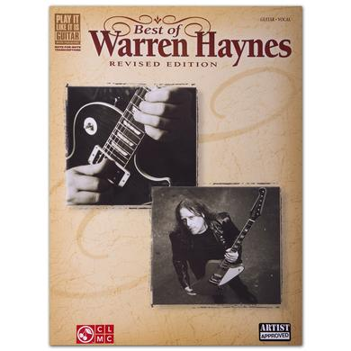 Best of Warren Haynes Songbook, Revised Edition