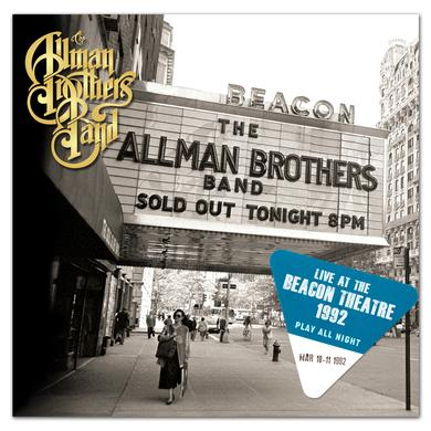 Warren Haynes The Allman Brothers Band - Play All Night: Live At The Beacon Theater 1992 2-CD Set