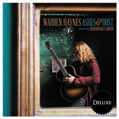 Warren Haynes Ashes & Dust Deluxe CD