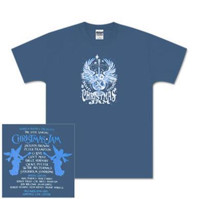 Warren Haynes 2007 Xmas Jam Youth T-Shirt