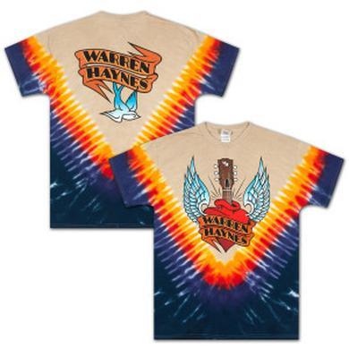 Warren Haynes Dove Tie-Dye T-Shirt