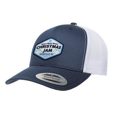 Warren Haynes 2017 Christmas Jam Trucker Hat **Exclusive**