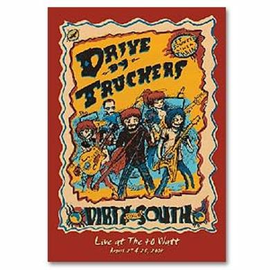 Drive-By Truckers DBT - Live at The 40 Watt - DVD