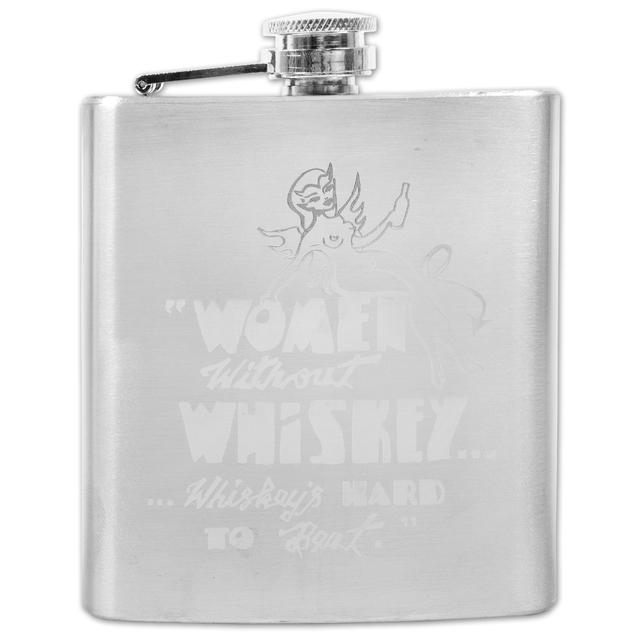 Drive-By Truckers Women Without Whiskey Flask