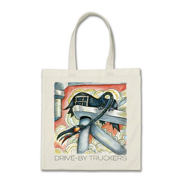 Drive-By Truckers Shoulder Tote Bag