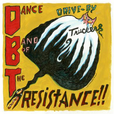 Drive-By Truckers Dance Band of the Resistance Sticker