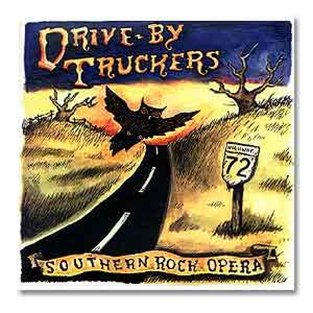 Drive-By Truckers DBT - Southern Rock Opera - CD