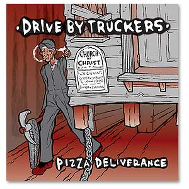 Drive-By Truckers DBT - Pizza Deliverance - CD