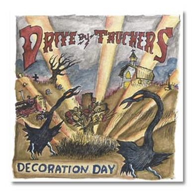 Drive-By Truckers DBT - Decoration Day - CD
