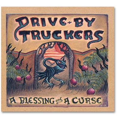 Drive-By Truckers DBT - A Blessing & A Curse CD