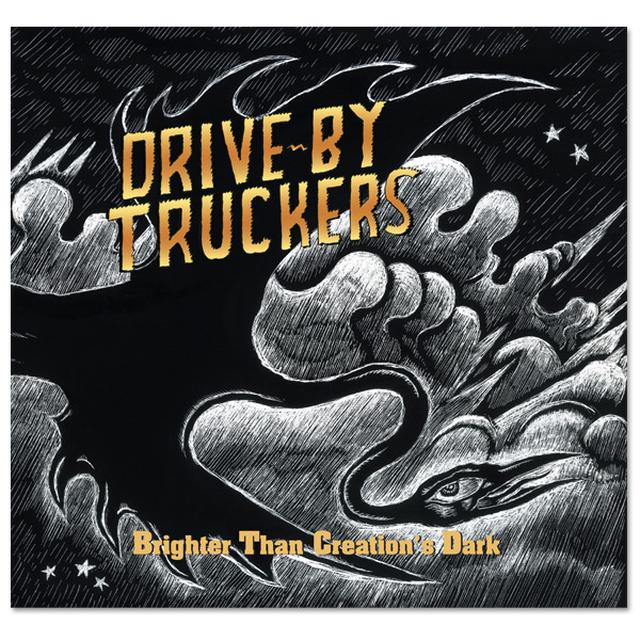 Drive-By Truckers DBT - Brighter Than Creation's Dark CD