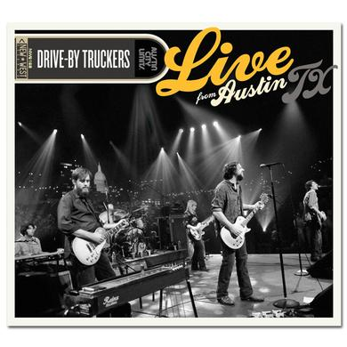Drive-By Truckers DBT - Live From Austin, TX CD/DVD