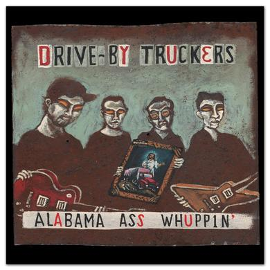 Drive-By Truckers Alabama Ass Whuppin' CD