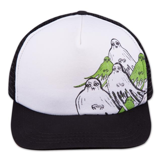 Drive-By Truckers Hat - Ghost Trucker Hat