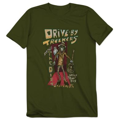 Drive-By Truckers Revenge of The Dirt Underneath Tour Tee