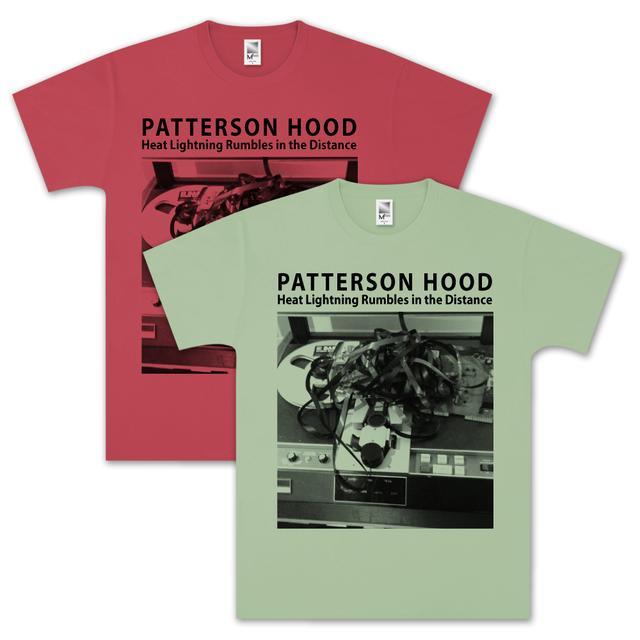Drive-By Truckers Patterson Hood - Heat Lightning Rumbles In The Distance T-Shirt