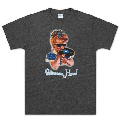 Drive-By Truckers Patterson Hood Record Eater Charcoal Tee