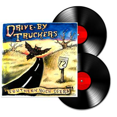 Drive-By Truckers DBT - Southern Rock Opera - Double Vinyl