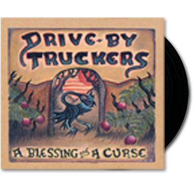 Drive-By Truckers DBT - A Blessing & A Curse Vinyl LP