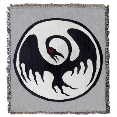 Drive-By Truckers Cooley Bird Throw Blanket