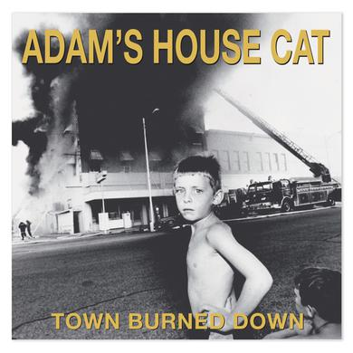 Drive-By Truckers Adam's House Cat - Town Burned Down CD