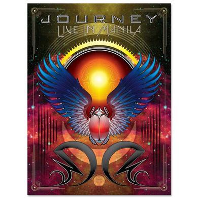 Journey Live in Manila DVD