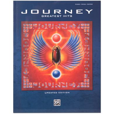 Journey Greatest Hits Piano/Vocal/Guitar Songbook