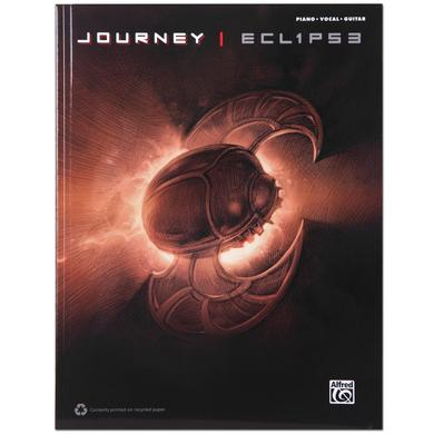 Journey Eclipse Piano/Vocal/Guitar Songbook