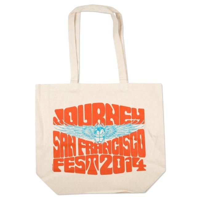 Journey 2014 Tour San Francisco Tote Bag
