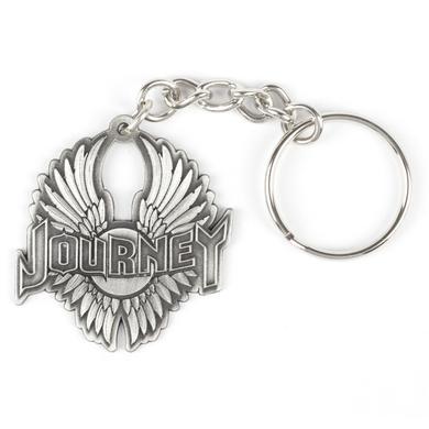 Journey 2014 Tour Scarab Wings Logo Keychain