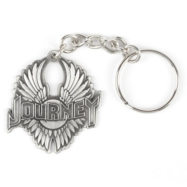 Journey 2014 Tour Scarab Wings Logo Keychain