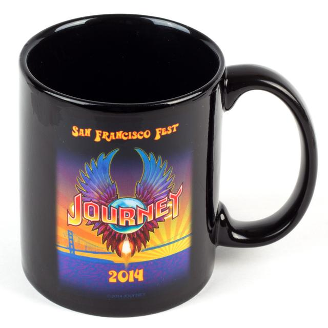 Journey 2014 Tour Coffee Mug