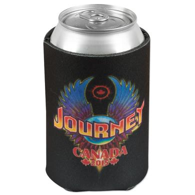 Journey 2015 Tour Coozie Winged Logo