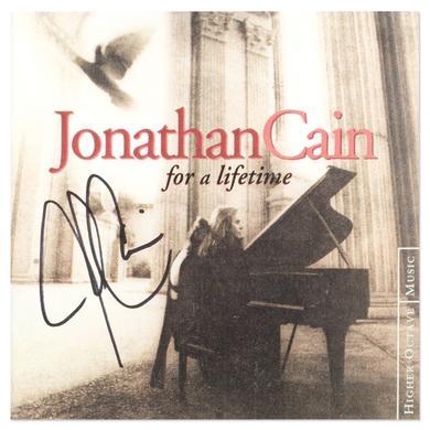 Journey For A Lifetime - Autographed CD