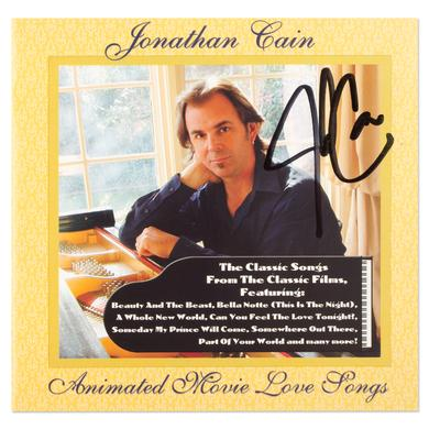 Journey Animated Love Songs - Autographed CD