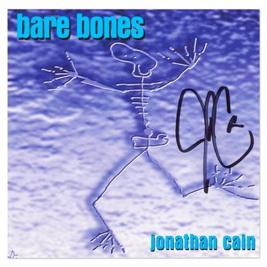 Journey Bare Bones - Autographed CD