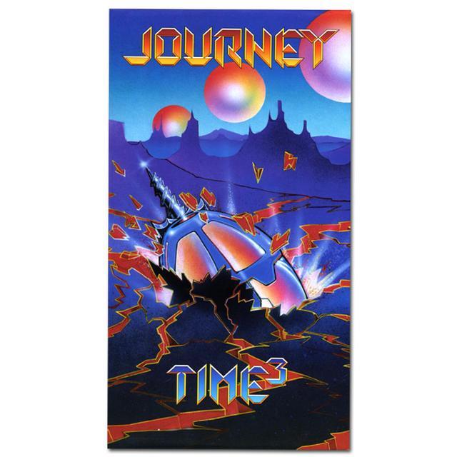Journey: Times 3 Box Set w/Booklet - CD
