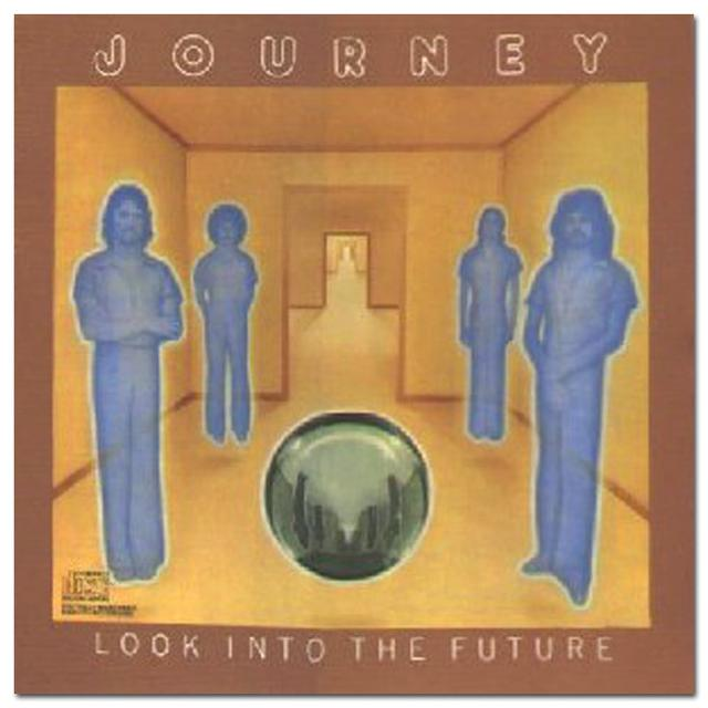 Journey: Look Into The Future - CD