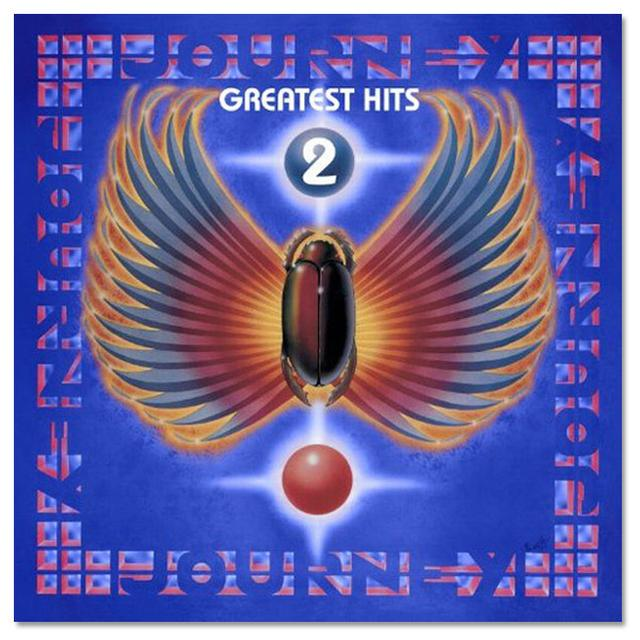 Journey Greatest Hits: Volume 2 CD