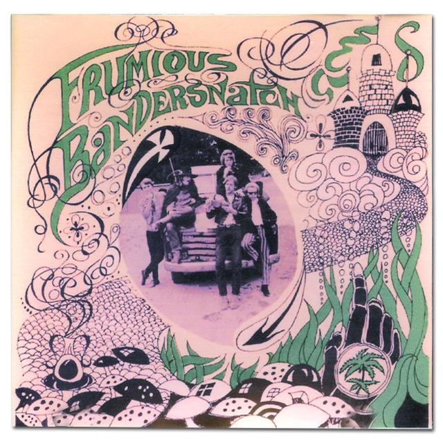 Journey Frumious Bandersnatch - CD