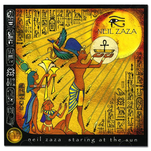 Journey Neil Zaza - Staring At The Sun - CD