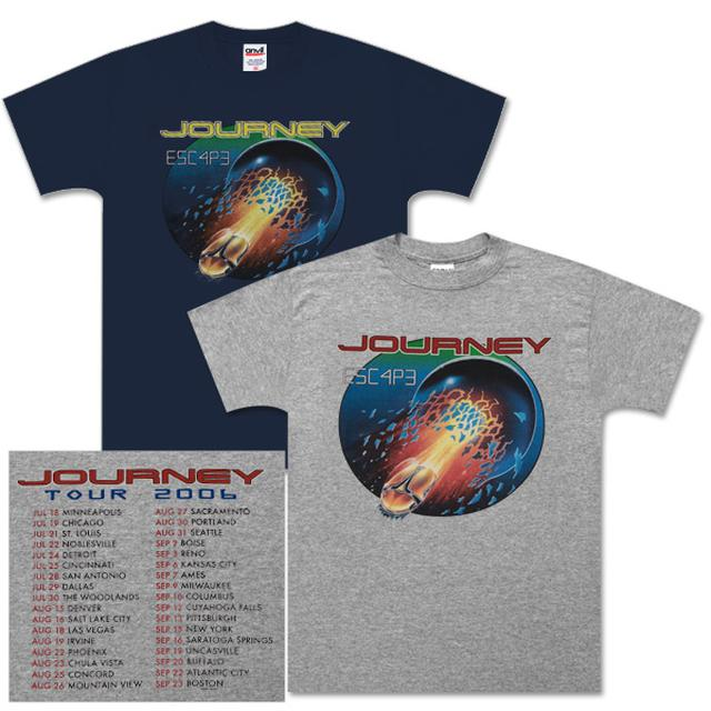 Journey Tour 2006 Escape T-Shirt