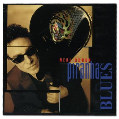 Journey Piranha Blues Limited Edition - CD