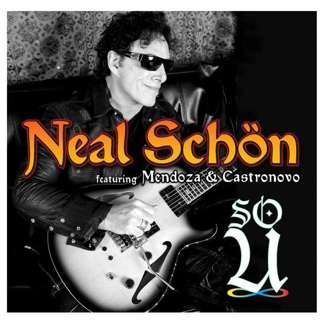 Journey Neal Schon SO U CD